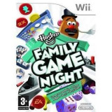Hasbro - Family game night - Nintendo Wii[Second hand], Board games, 3+, Multiplayer