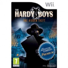 The Hardy Boys - The hidden theft - Nintendo Wii [Second hand], Actiune, Toate varstele, Single player