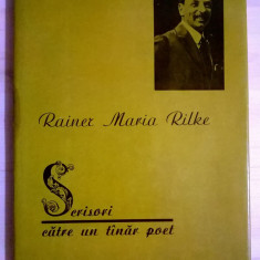 Rainer Maria Rilke - Scrisori catre un tanar poet - Carte poezie