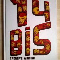 14 Bis Creative Writing {Brumar, 2017} - Carte poezie