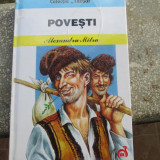 ALEXANDRU MITRU-POVESTI