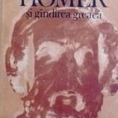 Miturile lui Homer si gandirea greaca - Felix Buffiere - Filosofie