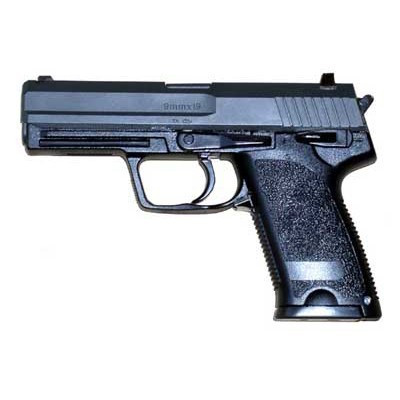 Replica KJW SP8 gas metal slide arma airsoft pusca pistol aer comprimat sniper shotgun foto