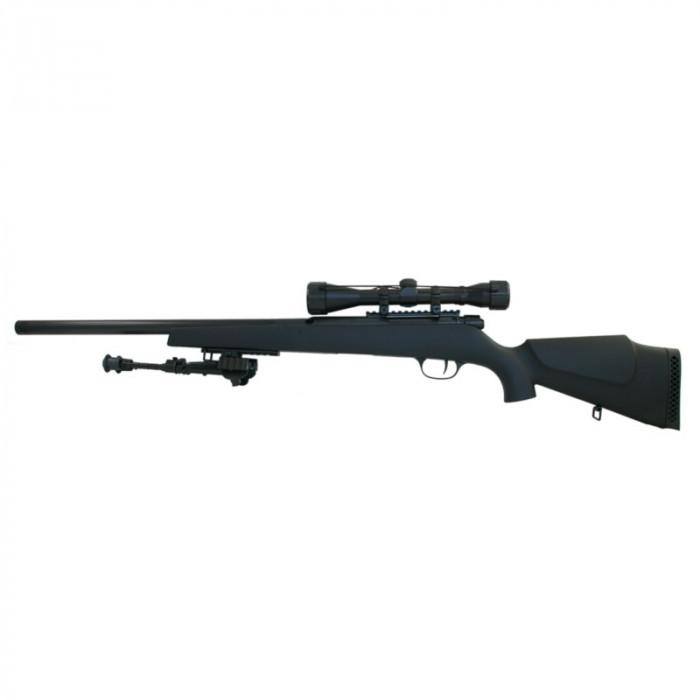 Replica sniper UHC Super 9X SWAT arma airsoft pusca pistol aer comprimat sniper shotgun