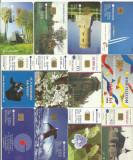 Romania lot cartele telefonice - cateva rare