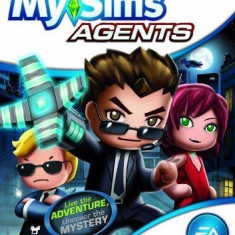 My Sims Agents - Nintendo Wii [Second hand] - Jocuri WII, Simulatoare, 12+, Single player