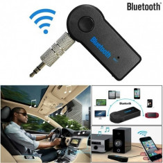 Receptor Bluetooth Audio Receiver Mini Adaptor BT Jack 3.5mm Stereo Hands Free* - HandsFree Car Kit