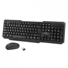 KIT TASTATURA SI MOUSE WIRELESS MEMPHIS ESPER Util ProCasa - Tastatura PC ESPERANZA