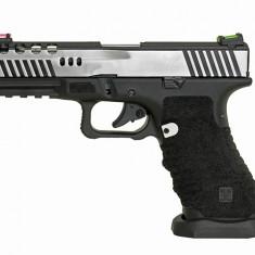 Replica Dragonfly Dual Power APS arma airsoft pusca pistol aer comprimat sniper shotgun