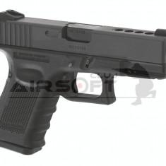 Replica G23 Gen 4 Metal GBB WE arma airsoft pusca pistol aer comprimat sniper shotgun