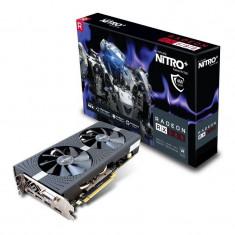 Nitro+ Radeon RX 580 4G SAPPHIRE 4GB GDDR5 - Placa video PC