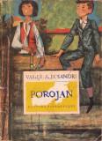 Porojan, Vasile Alecsandri