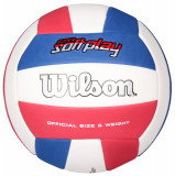 Super Soft Minge volei alb n. 5, Wilson