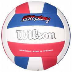 Super Soft Minge volei Wilson alb n. 5