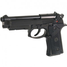 Replica KJW M9 Vertec gas full metal arma airsoft pusca pistol aer comprimat sniper shotgun