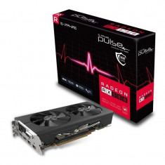 Pulse Radeon RX 580 8G SAPPHIRE 8GB GDDR5 - Placa video PC