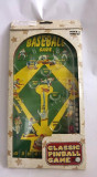 Joc Classic Pinball Game/ Germany, 6 bile metal, tabla de joc plastic si tabla.