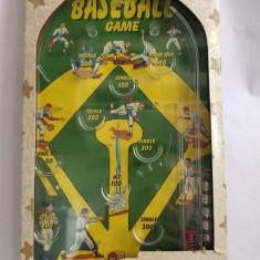 Joc Classic Pinball Game/ Germany, 6 bile metal, tabla de joc plastic si tabla.