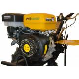 Motosapa ProGARDEN HS 1100D, pe benzina, 13 CP, Cadou Roti cauciuc, >9