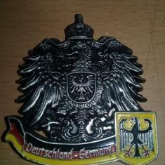 Placheta, sigla, emblema Deutschland-GERMANY, de colectie, Transport GRATUIT