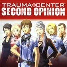 Trauma Center - Second opinion - Nintendo Wii [Second hand] - Jocuri WII, Simulatoare, 12+, Multiplayer