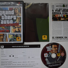 GTA Liberty City Stories - Joc PS2 Playstation 2 - Jocuri PS2 Rockstar Games