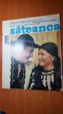 Revista sateanca noiembrie 1968