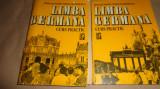 Limba germana curs practic  2 vol./an 1990/880pag- Savin / Lazarescu