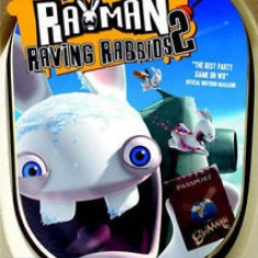 Rayman - Raving Rabbids 2 - Nintendo Wii [Second hand], Actiune, 16+, Multiplayer