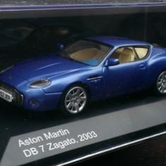 Macheta Aston Martin DB7 Zagato 2003 - NOUA, Whitebox 1:43 (White Box) - Macheta auto