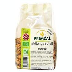 Amestec Seminte Germinare Bio Soleil Rouge Primeal 250gr Cod: 3380390230513 - Legume