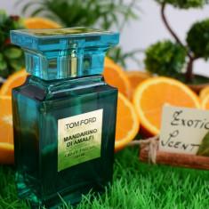 Parfum Original Tom Ford -Mandarino Di Amalfi + CADOU - Parfum unisex, 100 ml, Apa de parfum