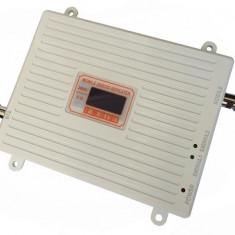 Amplificator semnal GSM 4G / 3G iUni, 2100 / 2600 MHz, Repeter gsm, Orange, Telekom, Vodafone, Digi