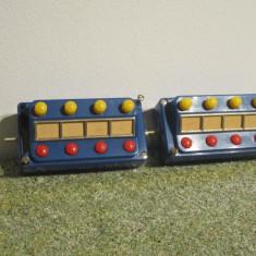 Tastatura pentru actionare macaze, set 2 bucati, Marklin - Macheta Feroviara, H0 - 1:87, Accesorii si decor