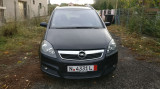 Opel Zafira, Motorina/Diesel, Negru