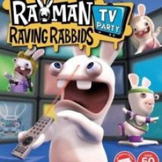 Rayman - Raving Rabbids TV Party - Nintendo Wii [Second hand] - Jocuri WII, Actiune, 16+, Multiplayer