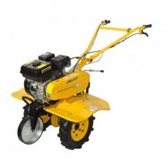Motosapa ProGarden HS 900 model A, benzina, 7CP roti cauciuc 4.00x8, 5-8