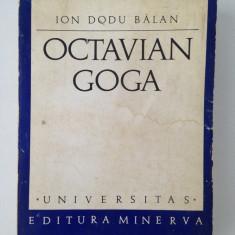 Octavian Goga/Monografie/Ion Dodu Balan/1971
