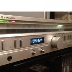 Amplificator/Tuner Stereo KENWOOD model KR720 - Vintage/Impecabil/JAPAN - Amplificator audio Kenwood, 41-80W
