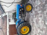 Vand tractor landini550cu plug