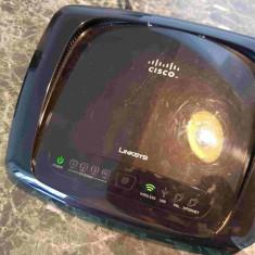 Vand router wifi CISCO/Linksys WAG320N pretul dvs=pretul meu - Router wireless Cisco, Porturi LAN: 4