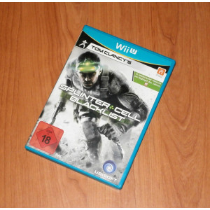 Joc Nintendo Wii U - Splinter Cell Blacklist