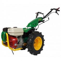 Motocultor multifunctional Progarden BT330 G177, 9 CP, roti cauciuc 500x10