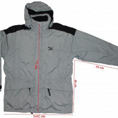 Geaca + polar Salewa, membrana Powertex, barbati, marimea XL, STARE F BUNA! - Imbracaminte outdoor Salewa, Geci