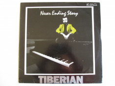 Disc vinil Eurostar 1992 Mircea Tiberian :Never Ending Story,stare foarte buna foto