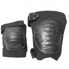 Protectie coate si genunchi Emerson Negru - Echipament Airsoft