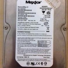 Hard disc calculator 200 GB, interfata IDE - Hard Disk Maxtor