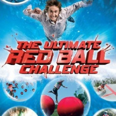 The Ultimate Red Ball Challange - Nintendo Wii [Second hand] - Jocuri WII, Sporturi, 3+, Multiplayer
