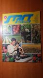Revista start spre viitor aprilie 1987