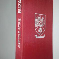 JUDETELE PATRIEI BUZAU Monografie